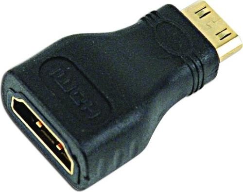 Адаптер Адаптер Gembird A-HDMI-FC, HDMI мама/папа mini-C  (код 66901)