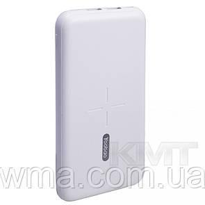 Yoobao W10 Wireless Charger — White
