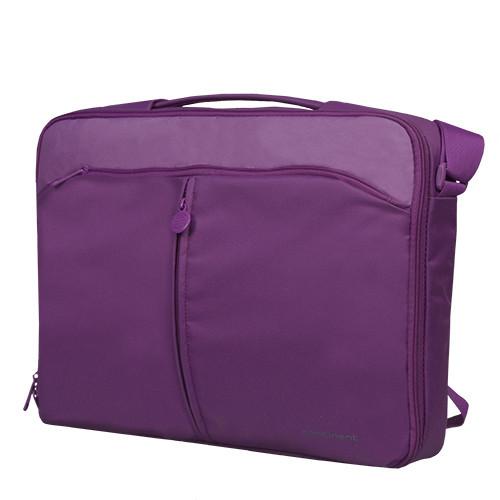 "Сумка 15.6"" CONTINENT CC-02 Purple  (код 68938)"