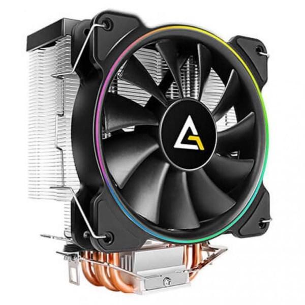 Охолоджувач Cooler for CPU Antec A400 RGB  TDP 180W (0-761345-10921-5) (код 109055)