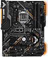 Мат. плата MB Asus TUF B360-PRO GAMING (iB360/s1151/4xDDR4 2666MHz/2xPCIe x16/4xPCIe x1/2x M.2, фото 2