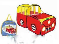 Детская игровая палатка в форме машины