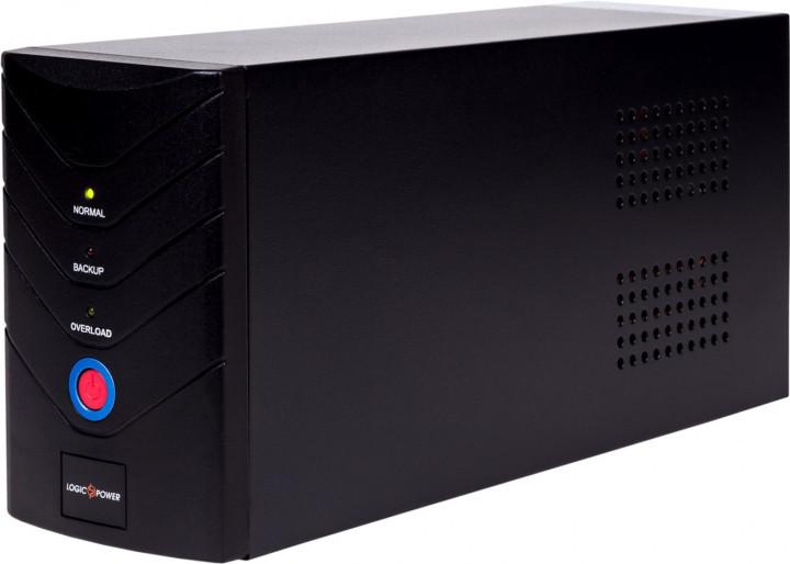 Блок безперебійного живлення LogicPower LP-1400VA (лінійно-інтерактивний) (код 108449)