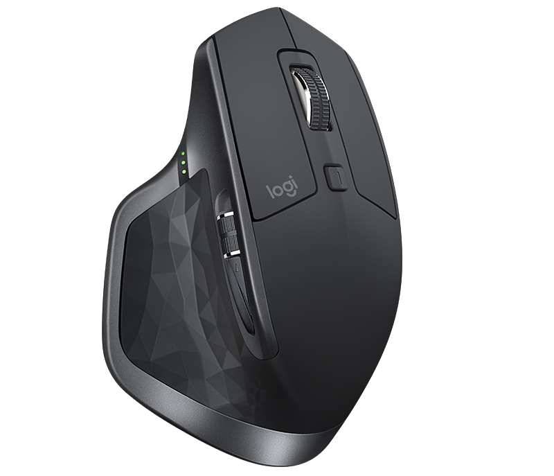 Mouse Logitech MX Master 2S Wireless/Bluetooth Graphite (910-005139)  (код 97910)