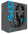 Навушники Logitech Wired Gaming Headset G432 Black (981-000770) (код 114347), фото 3