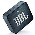 Акустична система портативна 1.0 JBL GO 2, безпровідна, водозахищена, 1xMicro-USB, 1xStereo jack 3.5 mm,, фото 3
