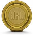 Акустична система 1.0 портативна JBL Charge 4, безпровідна, водозахищена, Bluetooth, Yellow Mustard, фото 3