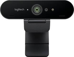 Камера Logitech Webcam HD BRIO 4k Stream edition EMEA (960-001194) (код 111482)