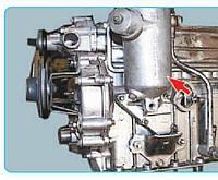 Двигун заглох під час руху