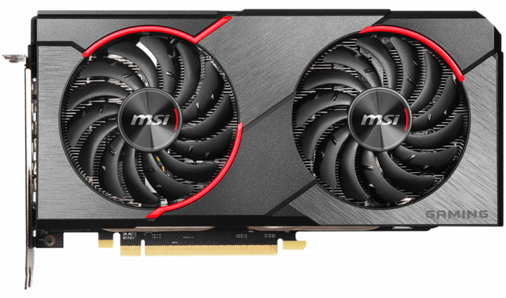 Відеокарта MSI Radeon RX 5500 XT GAMING X  8GB GDDR6  (128bit) (1685/14000) (HDMI, 3 x DisplayPort) (RX 5500