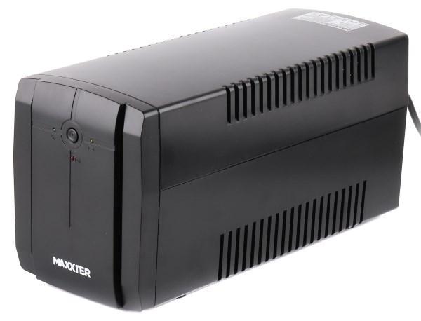 Блок безперебійного живлення Maxxter MX-UPS-B1500-02  1500VA, Basic Series (код 110833)