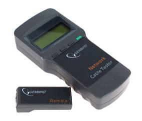 Тестер Cablexpert NCT-3, для UTP, STP, USB кабелів  (код 59832)
