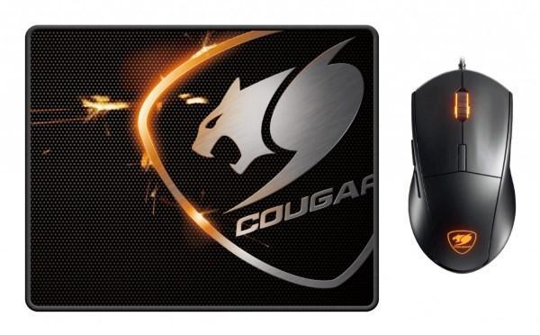 Mouse Cougar Minos XC + килимок Speed XC (260 x 210 x 3 мм) (код 110847)
