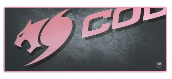 Поверхня ігрова Cougar Arena X Speed Pink1000*400*5мм, розмір XXL (код 110882)