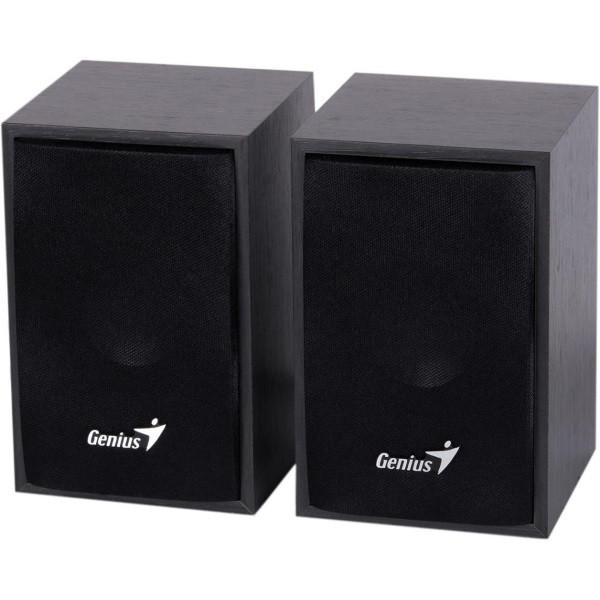 Акустична система 2.0 Genius SP-HF160 Black USB (31731063100) (код 94054)