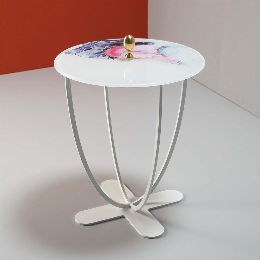 Стол журнальный Bijou d44 см TM Levantin Design