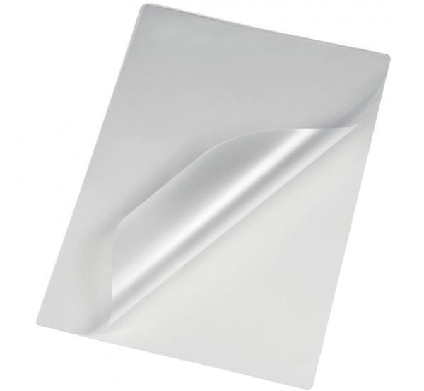 Плівка для ламінування прозора А4 (80мкм), 216х303мм, 100ш./уп. (20000506020) (код 14276)