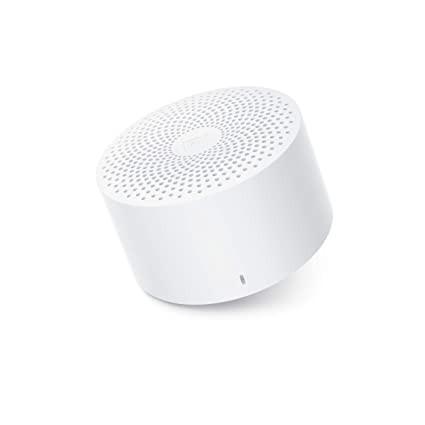 Акустика Mi Compact Bluetooth Speaker 2 White