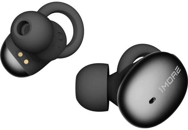 Беспроводные наушники 1MORE Stylish TWS In-Ear Headphones (E1026BT) Black, фото 2