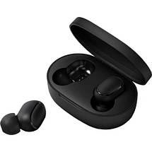 Беспроводные наушники Xiaomi Mi True Wireless Earbuds Basic Black, фото 2