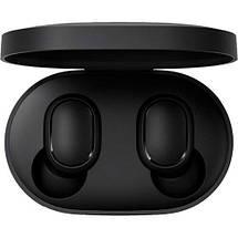 Беспроводные наушники Xiaomi Mi True Wireless Earbuds Basic Black, фото 3