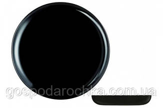 Блюдо для сервировки стола LUMINARC FRIENDS TIME BLACK 29 см (P6363)