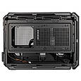 Корпус Cube-DeskTop Cougar QBX USB 3.0/USB 2.0/Audio/Mic 178x291x384 мм (код 95199), фото 2