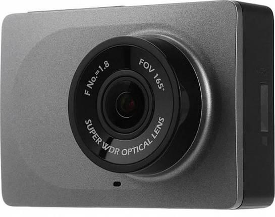 Видеорегистратор Xiaomi Yi Car DVR1080Р  WiFi (XYCDVR-GR) Grey, фото 2
