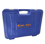 Набор инструмента 72 предмета. Качественный профессиональный ручной инструмент 072-MDA King Roy, фото 2