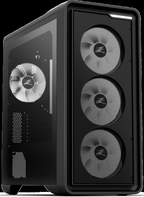 Корпус Корпус Zalman M3 Black Plus Mini Tower без БЖ (код 110575)