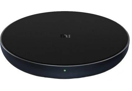 Зарядное устройство Mi Wireless Charging Pad Black, фото 2