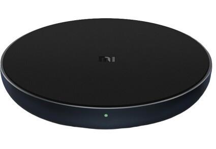 Зарядное устройство Mi Wireless Charging Pad Black