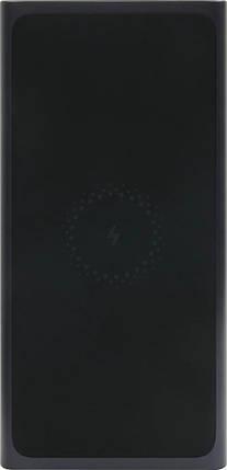 Индукционное зарядное устройство Xiaomi Mi 10000mAh Black, фото 2