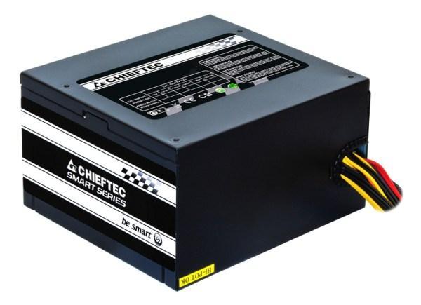 Блок живлення 500W Chieftec GPS-500A8 APFC 12cm Retail (код 78690)