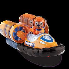 Рятувальний катер Spin Master Щенячий патруль: таємна місія з водієм Зума (SM16601/8617) (код 102420)