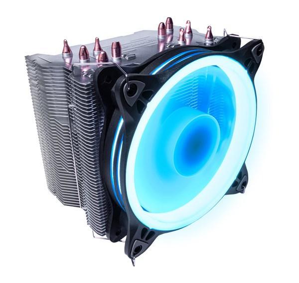 Охолоджувач Охолоджувач для процесора AARDWOLF PERFORMA 10X RGB (APF-10XPFM-120RGB) (код 104049)