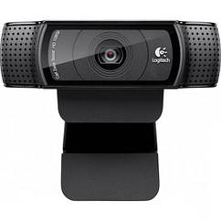 Веб-камера Logitech Webcam C920 HD Pro (960-001055) (код 80986)