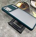 Чехол противоударный на Samsung A41 2020 (A415F) с защитой камеры, фото 3