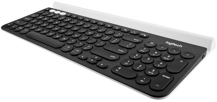 Клавіатура Key Logitech Cordless K780 Multi-Device Bluetooth (920-008043) (код 114590)