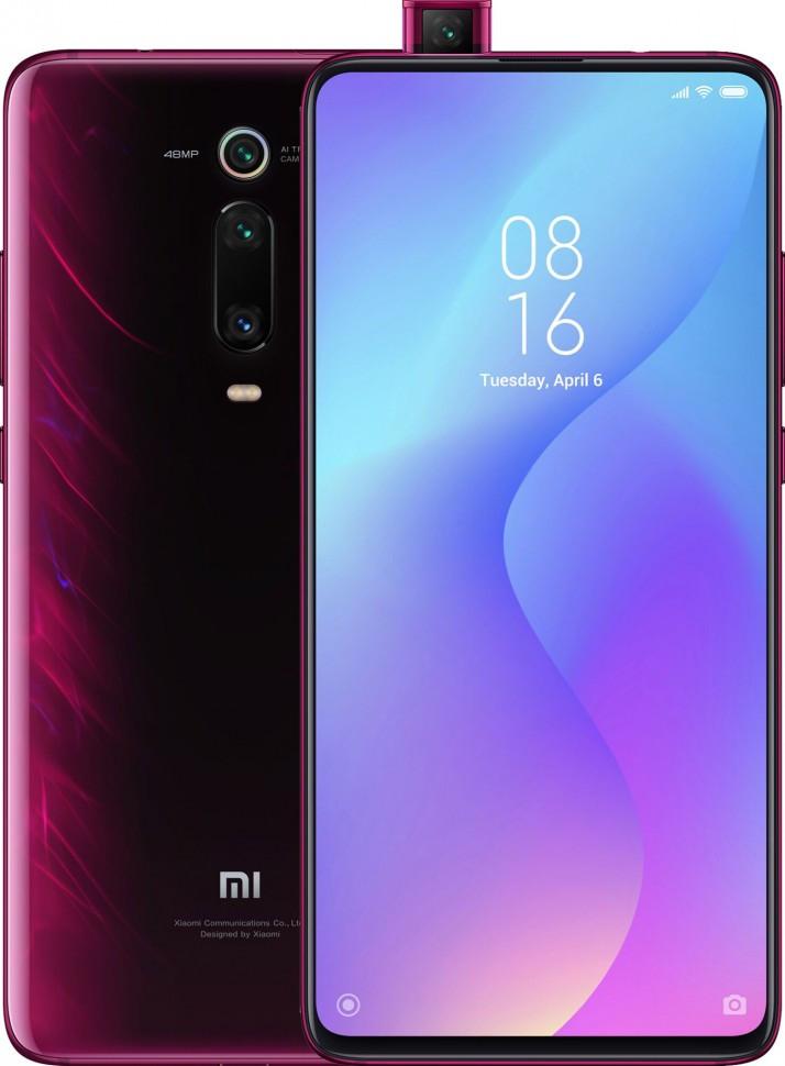 Мобильный телефон Xiaomi Mi 9T 6/64GB Flame Red (M1903F10G)