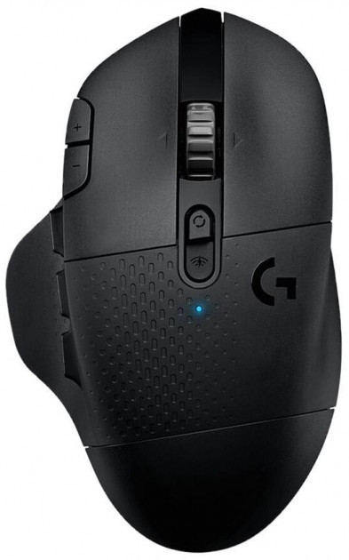 Mouse Logitech G604 Wireless Gaming Mouse Lightspeed Black (910-005649) (код 114612)