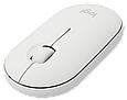 Mouse Logitech M350 Wireless White (910-005716)  (код 114613), фото 2