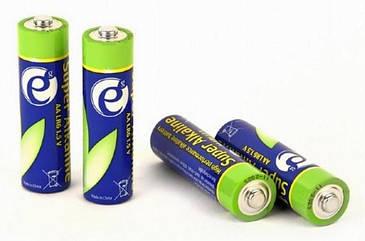 Батарейка AA  EnerGenie EG-BA-AA4-01 LR6/AA (4 шт.), блістер (код 110278)