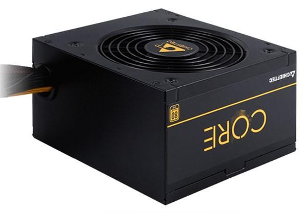 Блок живлення 600W Chieftec RETAIL Core BBS-600S (код 110326)
