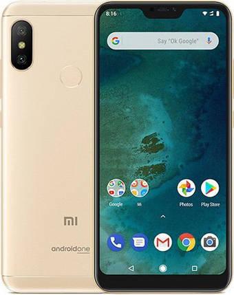 Мобильный телефон Xiaomi Mi A2 Lite 4/64 Gold, фото 2