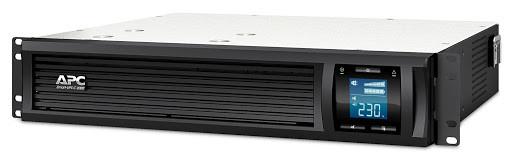 Блок безперебійного живлення APC Smart-UPS C RM 3000VA LCD 2U (SMC3000RMI2U) (код 78152)