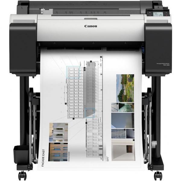 "Принтер широкоформатний A1 Canon imagePROGRAF TM-200  24"" (3062C003) (код 104873)"