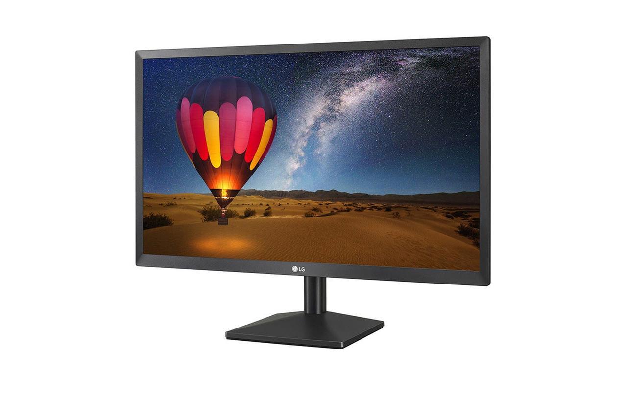 """Монітор 21.5"""" LG 22MN430M-B (IPS, 5 мс, 1920x1080 75Hz, HDMI/VGA) (код 115025)"""