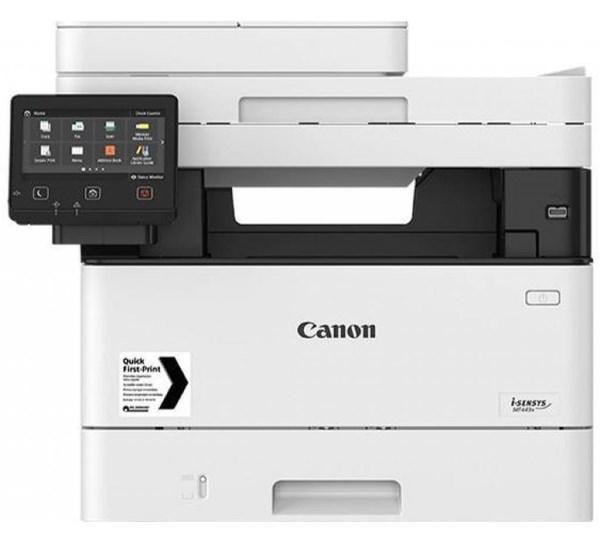 Багатофункціональний пристрій A4 Canon i-SENSYS MF446X з Wi-Fi  (3514C006) (код 110332)