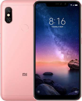 Мобильный телефон Xiaomi Redmi Note 6 Pro 4/64GB Rose Gold, фото 2